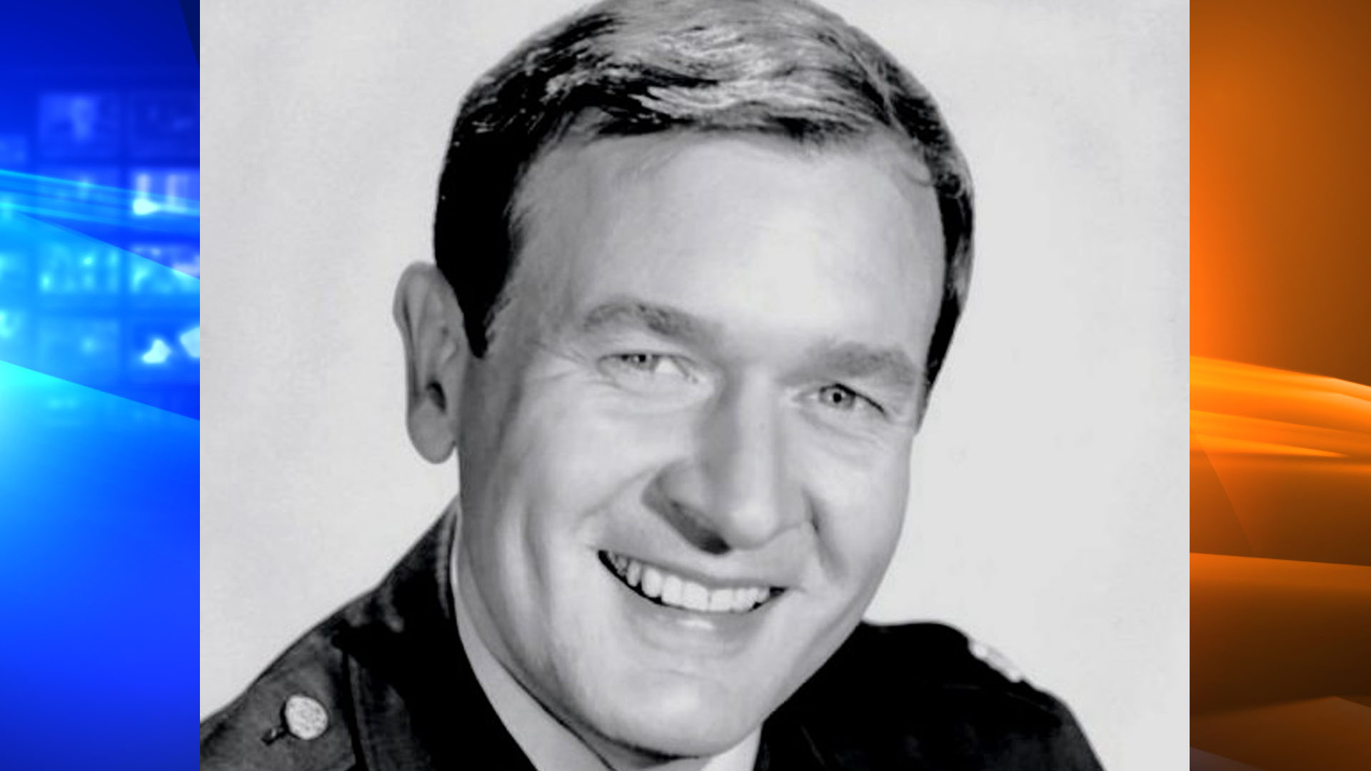 An undated photo shows actor Bill Daily. (Credit: NBC Television/Wikimedia Commons)