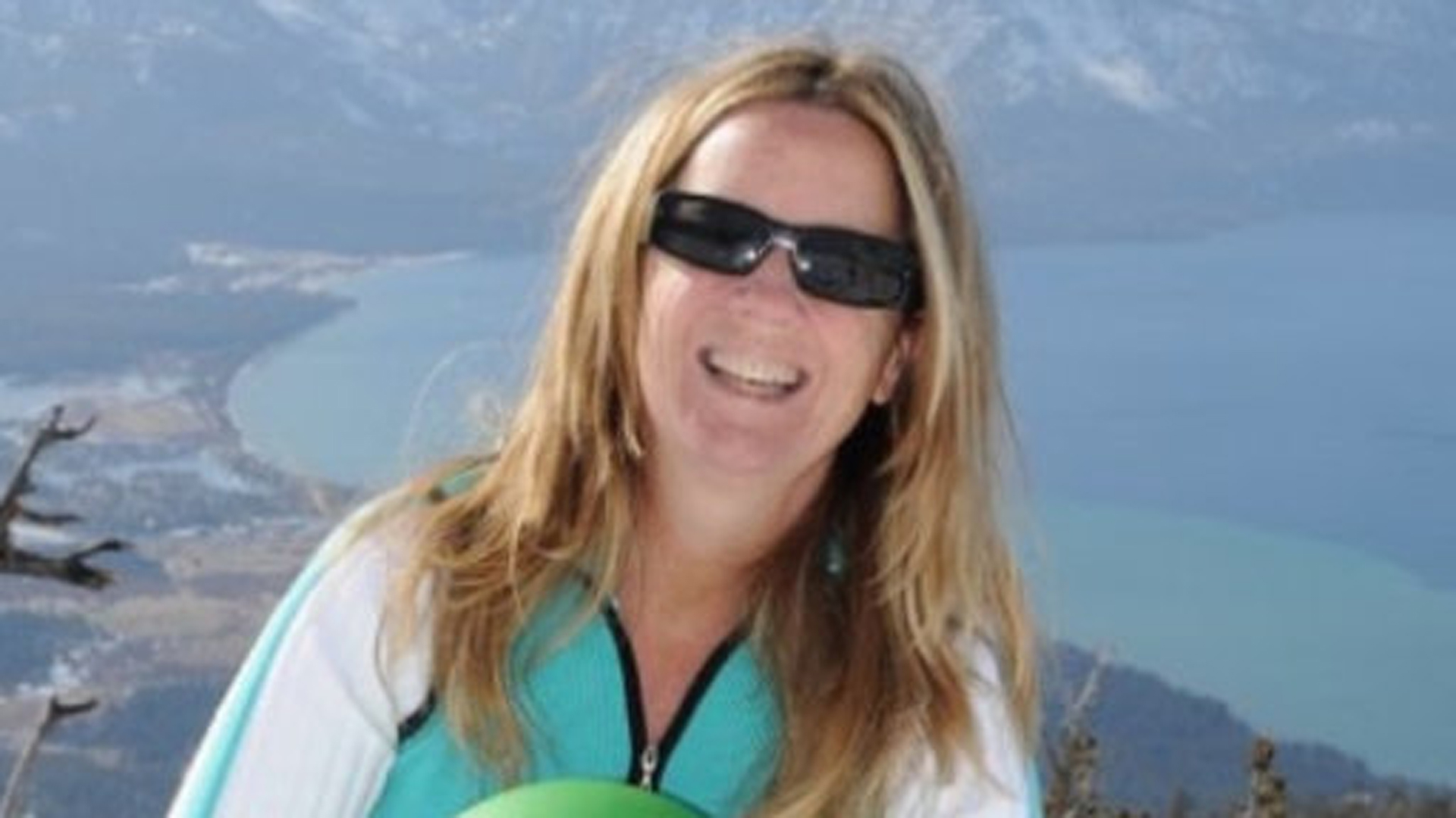 Christine Blasey Ford is shown in a photo posted by Researchgate.net and distributed by CNN Wire.