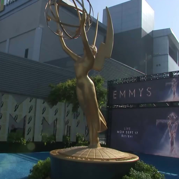 Preparations are underway for the 2018 Emmy Awards in Los Angeles, scheduled for Sept. 17.