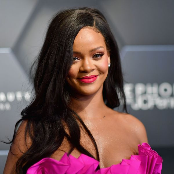 Rihanna attends the Fenty Beauty by Rihanna event at Sephora on September 14, 2018 in Brooklyn, New York. (Credit: ANGELA WEISS/AFP/Getty Images)
