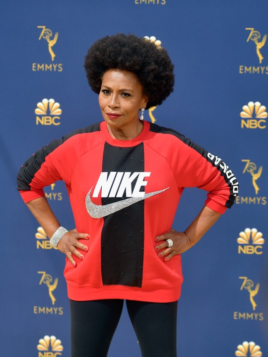 Jenifer Lewis attends the 70th Emmy Awards at Microsoft Theater on Sept. 17, 2018. (Matt Winkelmeyer/Getty Images)