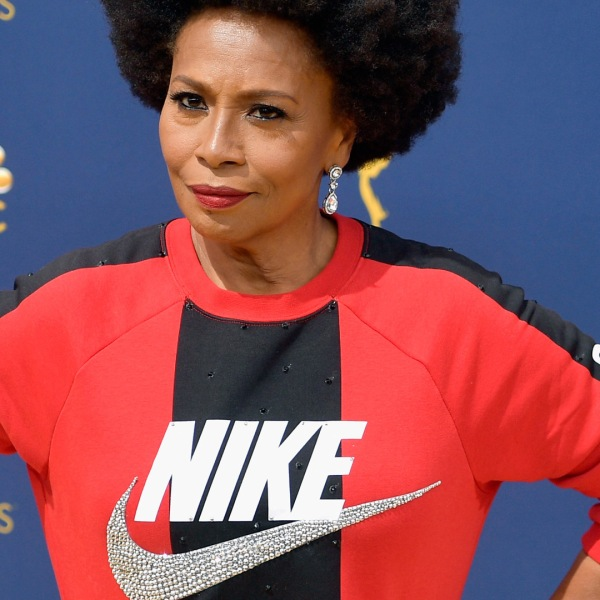 Jenifer Lewis attends the 70th Emmy Awards at Microsoft Theater on Sept. 17, 2018. (Credit: Matt Winkelmeyer/Getty Images)