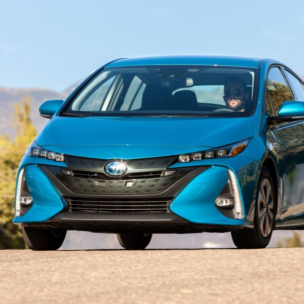 Toyota is recalling 1 million hybrids at risk of catching fire. (Credit: Toyota Motor Company)