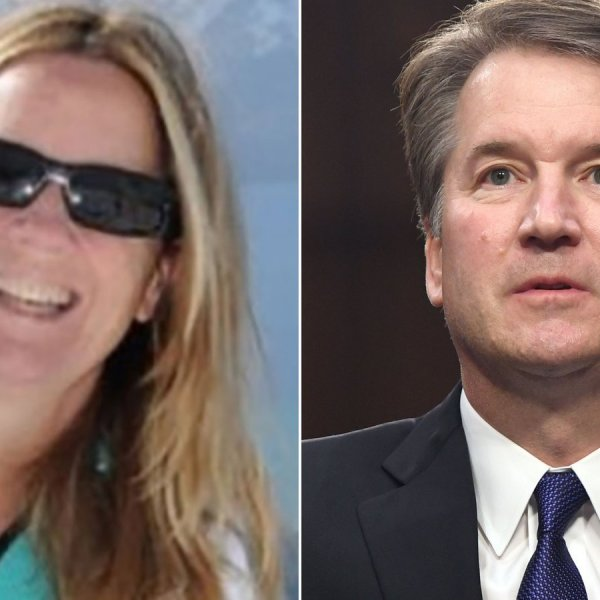 An attorney for Christine Blasey Ford said Senate Judiciary Chairman Chuck Grassley is unnecessarily rushing toward a hearing by pushing for her to testify about her allegation of sexual assault against President Donald Trump's Supreme Court nominee. (Credit: Researchgate.net and AFP/Getty Images)