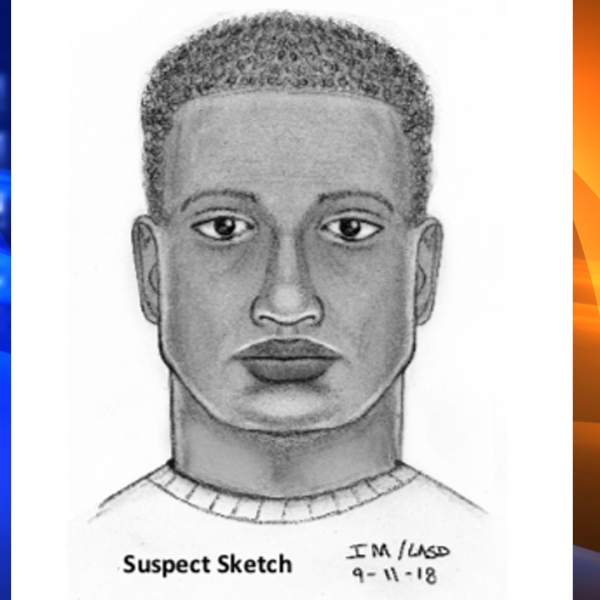 A sketch of a man sought by authorities was released by the UCLA Police Department.