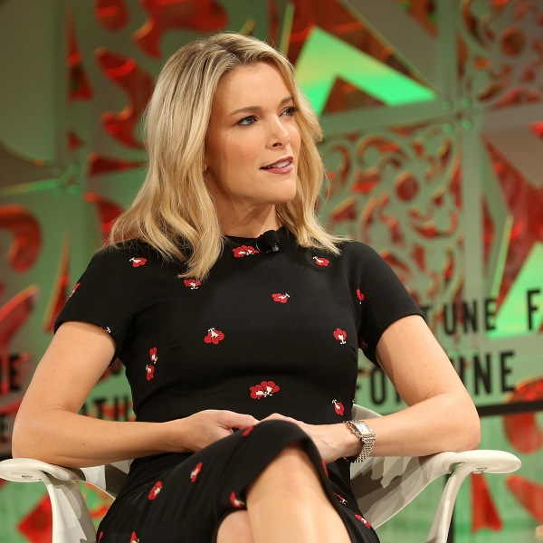 Megyn Kelly speaks onstage at the Fortune Most Powerful Women Summit at Ritz Carlton Hotel in Laguna Niguel on Oct. 2, 2018. (Credit: Phillip Faraone / Getty Images for Fortune)