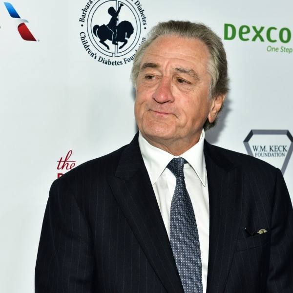 Robert De Niro attends the 2018 Carousel of Hope Ball at The Beverly Hilton Hotel on October 6, 2018 in Beverly Hills. (Credit: Rodin Eckenroth/Getty Images)