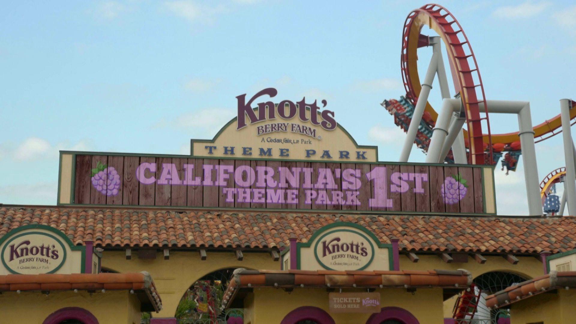Knott S Berry Farm To Celebrate Halloween Season With Taste Of Fall O Ween Ktla