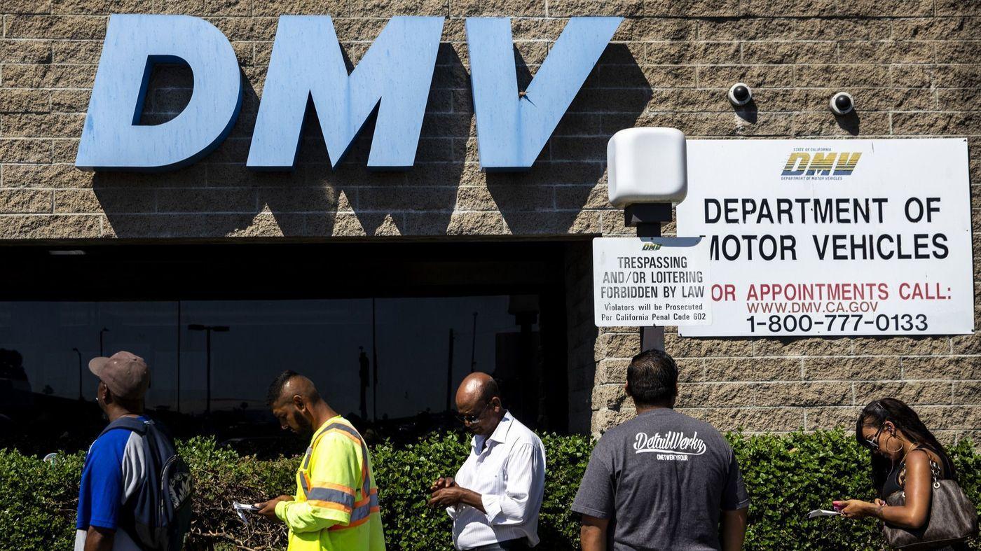 Coronavirus Spreads Among Dmv Workers Striking Fear In Employees Ktla