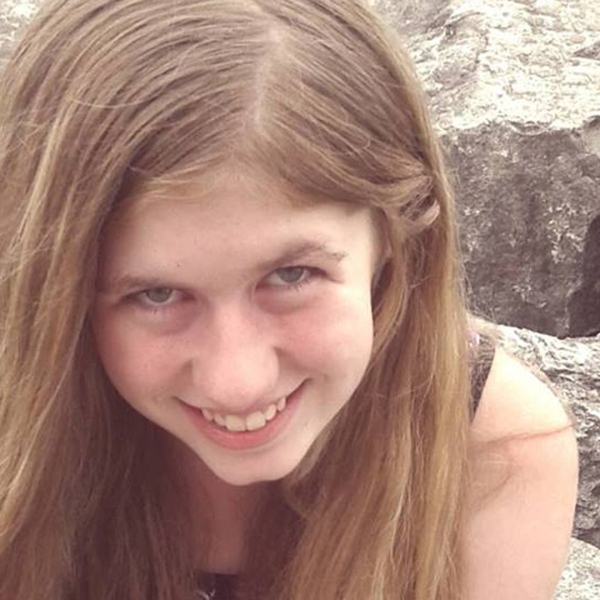 Jayme Closs is seen in an undated photo released Oct. 15, 2018, by the Barron County Sheriff's Department.