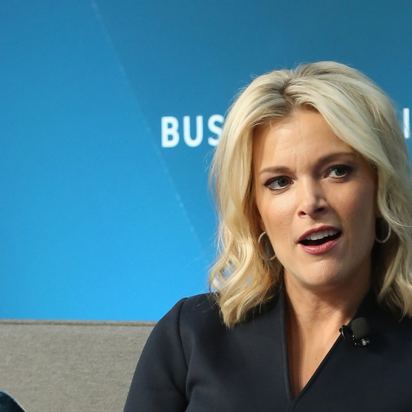 """Megyn Kelly, NBC news anchor and host of """"Megyn Kelly Today,"""" speaks onstage at IGNITION: Future of Media at Time Warner Center on Nov. 29, 2017, in New York City. (Credit: Monica Schipper/Getty Images)"""