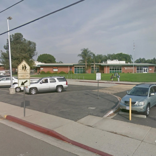 Ramona Middle School on Ramona Avenue is seen in a Google Maps Street View Image from November 2016.