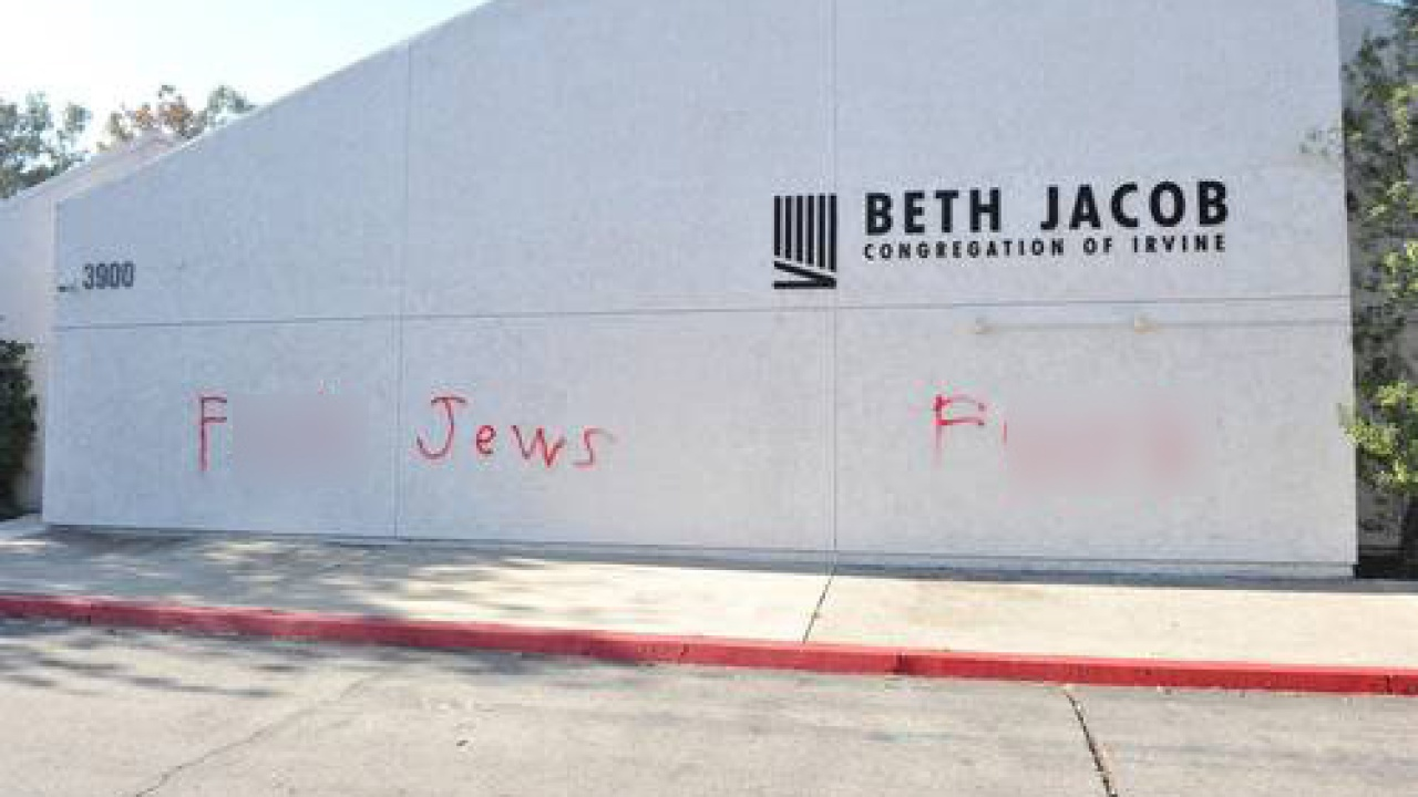 Parking Enforcement Number Los Angeles >> Attack on Synagogue Stands as Reminder of How Common Hate Crimes Are | KTLA