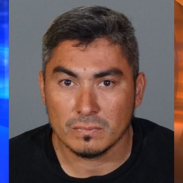 "Jesus ""Chuy"" Guzman is seen in a photo released by the L.A. County Sheriff's Department on Oct. 14, 2018."
