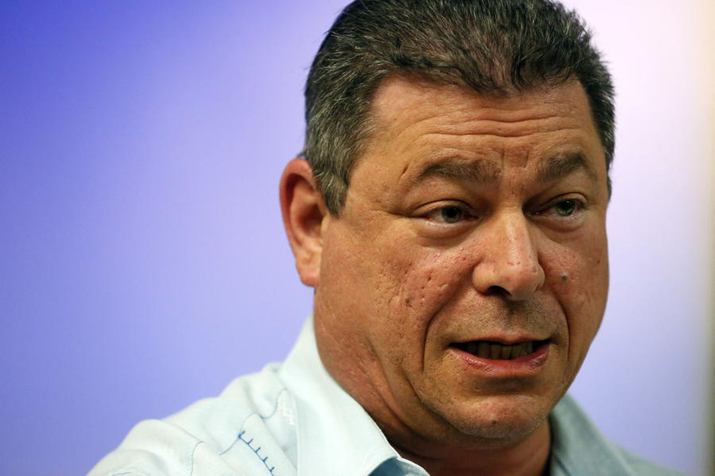 California Democratic Party Chairman Eric Bauman is seen in an undated photo. (Credit: Genaro Molina / Los Angeles Times)