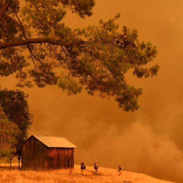 A new US government report delivers a dire warning about climate change and its devastating impacts on the health and economy of the country. (Credit: CNN)