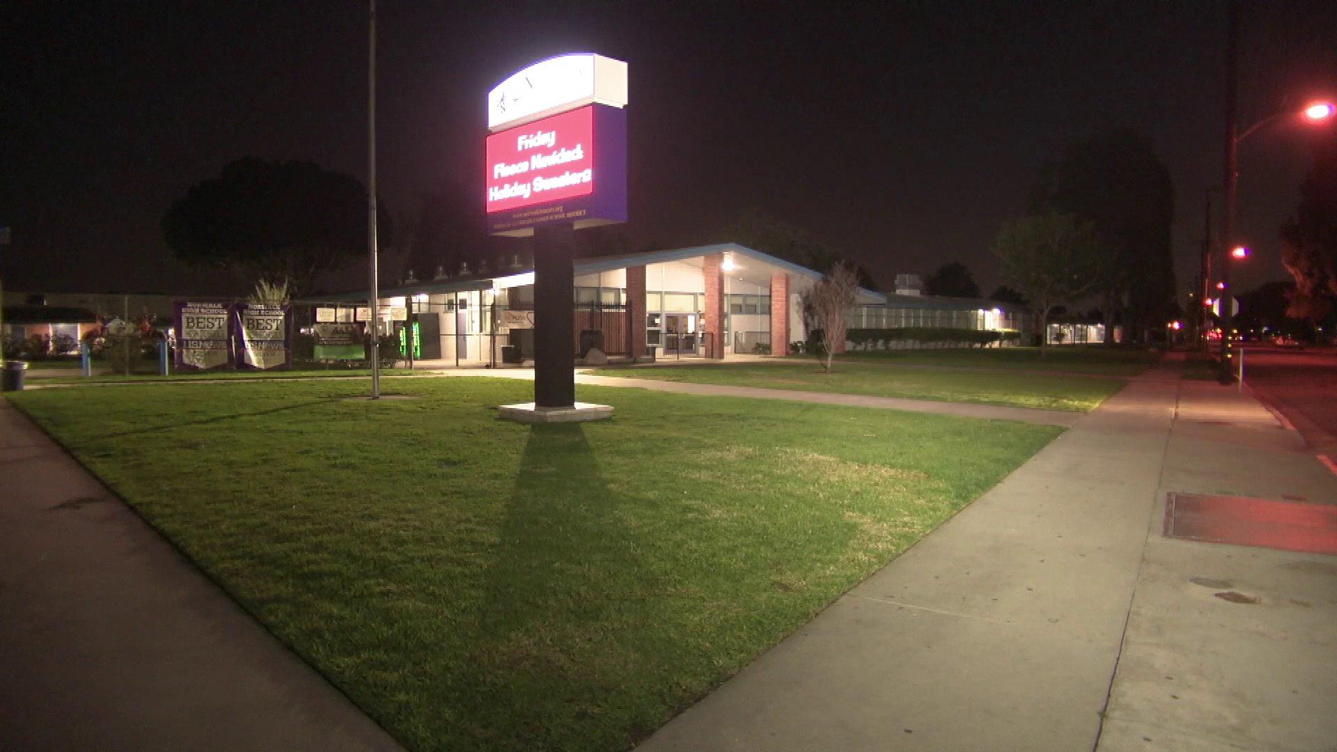 Norwalk High School in Norwalk, pictured on Nov. 30, 2018.