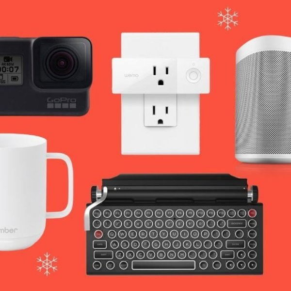 iPhones and iPads are predictable gifts. Consider these instead. (Credit: CNN)