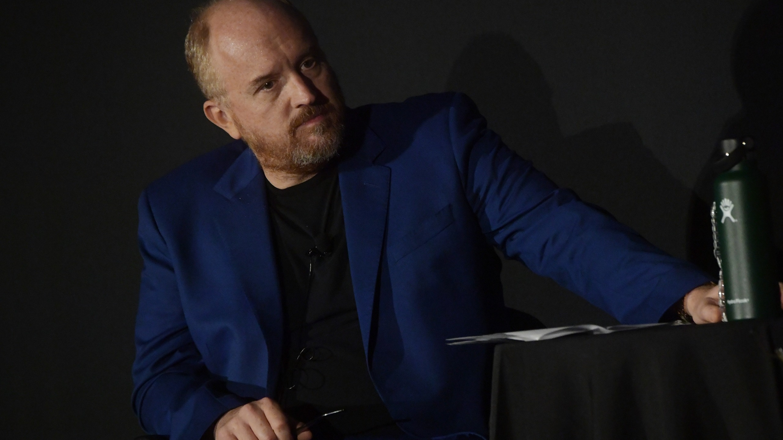 "Louis C.K. attends Tribeca TV Festival's sneak peek of ""Better Things"" at Cinepolis Chelsea on Sept. 22, 2017 in New York City. (Credit: Ben Gabbe/Getty Images for Tribeca TV Festival)"