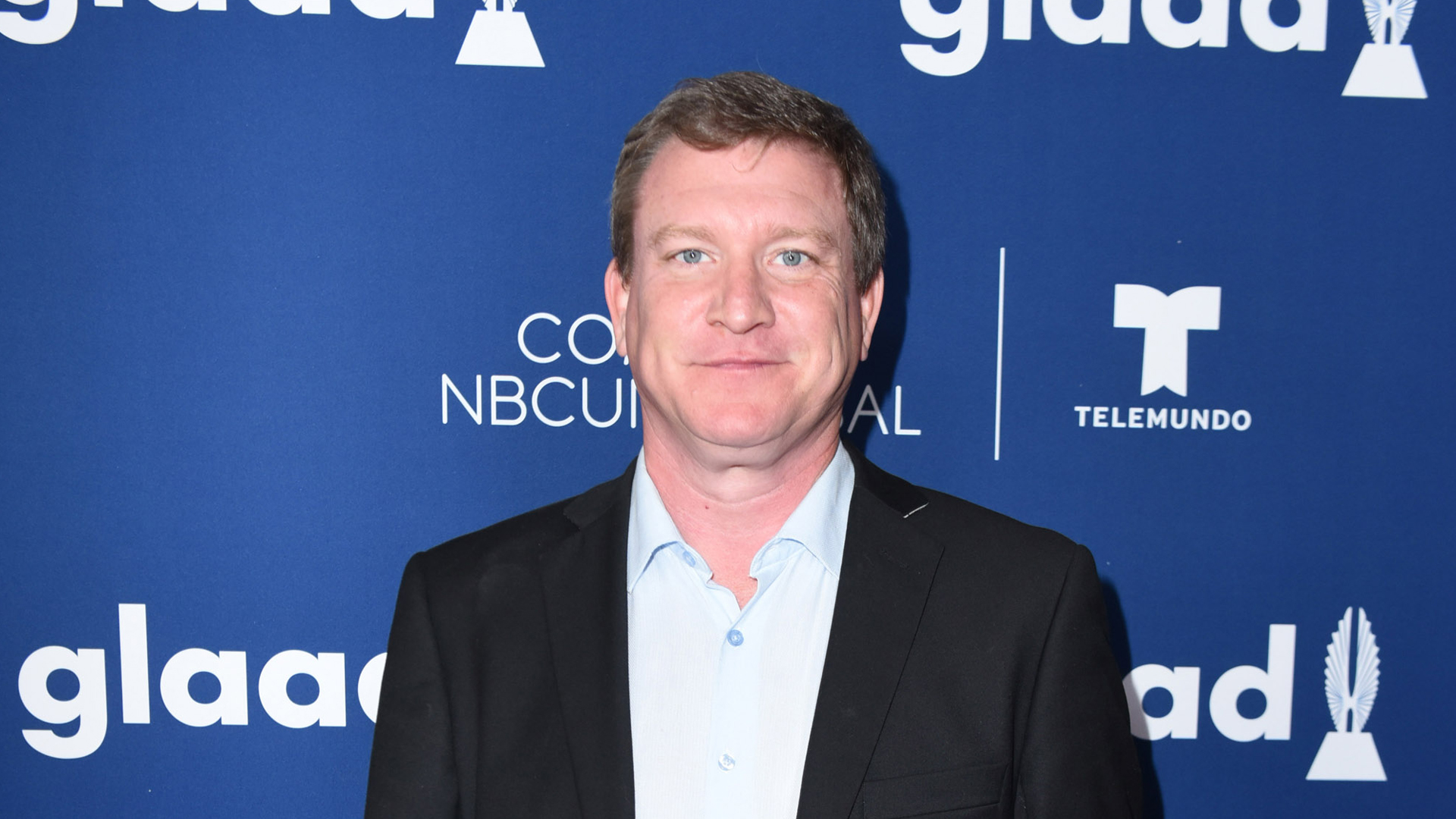 Stoney Westmoreland attends Rising Stars at the GLAAD Media Awards Los Angeles at The Beverly Hilton Hotel on April 11, 2018, in Beverly Hills. (Credit: Vivien Killilea/Getty Images for GLAAD)