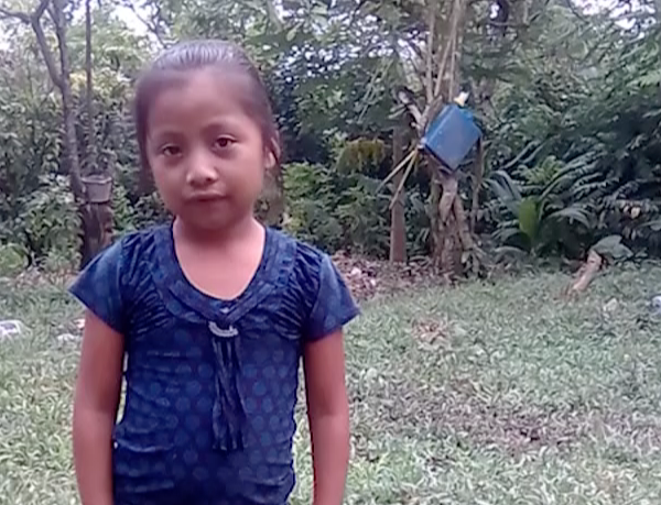Family provided this image on Dec. 15, 2018 of Jakelin Caal Maquin, who died in U.S. Border Patrol's custody. (Credit: Maquin family via CNN)