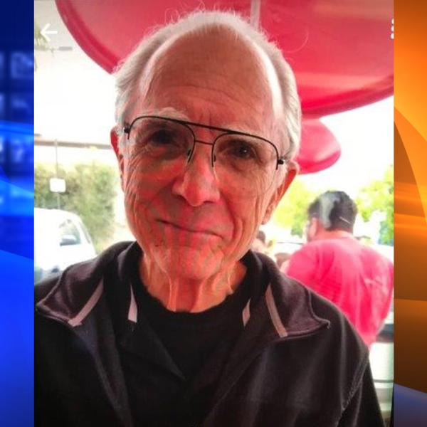 David Elliot Bradish, 80, of Idyllwild, pictured in a photo released by the Riverside County Sheriff's Department on Nov. 26, 2018.
