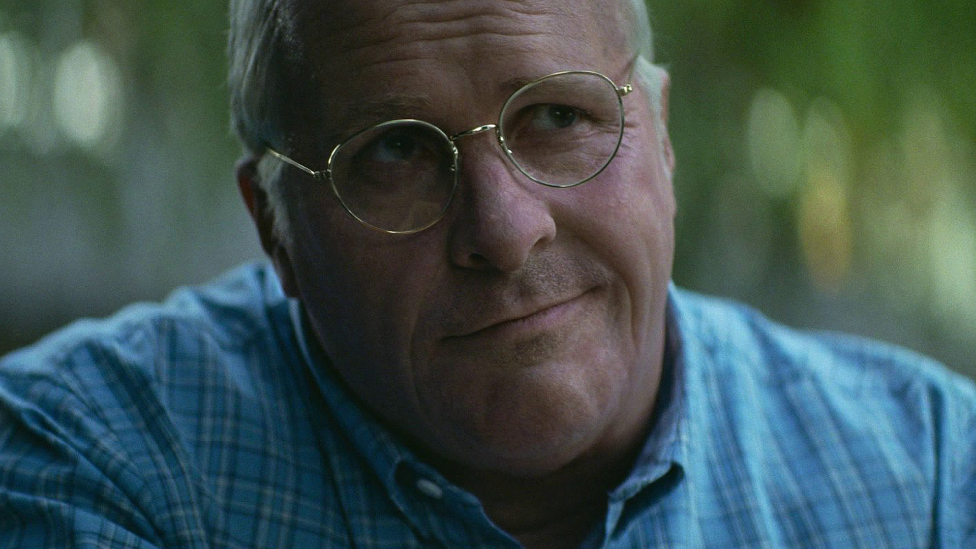 "Christian Bale plays former Vice-President Dick Cheney in a scene from ""Vice."" (Credit: Annapurna Pictures)"