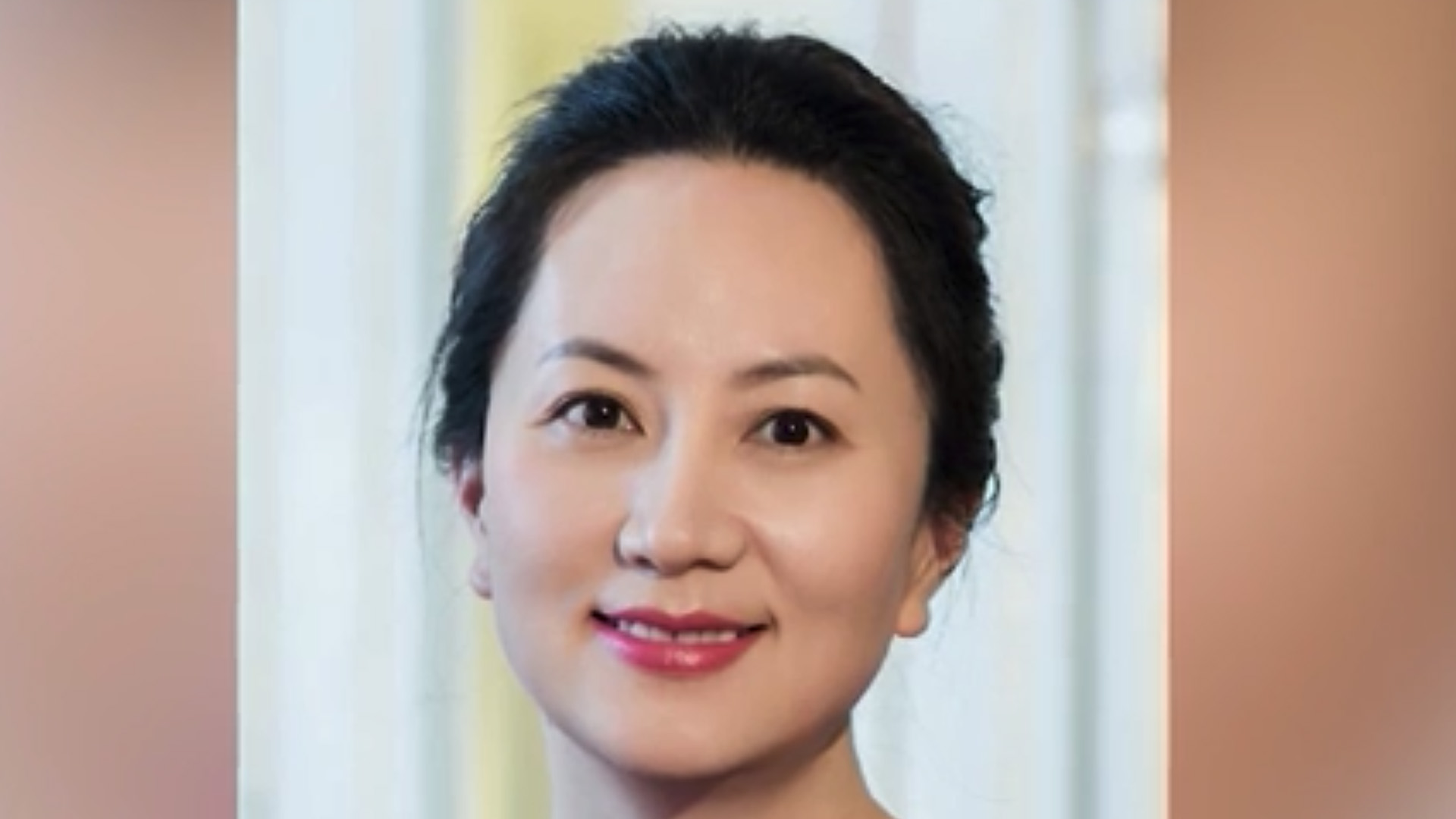Meng Wanzhou, Chief Financial Officer for Chinese tech company Huawei, is seen in this photo from Huawei obtained by CNN. (Credit: CNN)