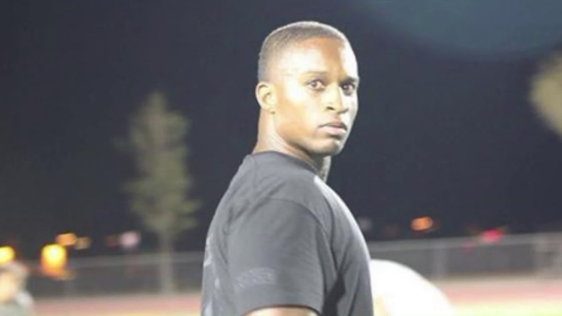 Marcus Williams is seen in a photo provided to KTLA.