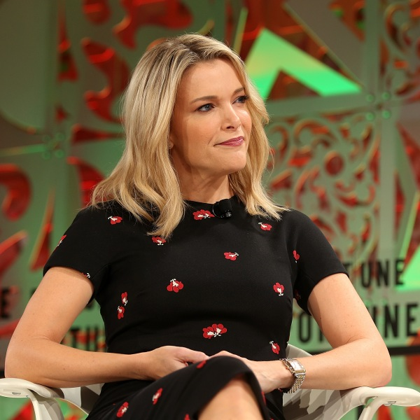 Megyn Kelly speaks onstage at the Fortune Most Powerful Women Summit 2018 at Ritz Carlton Hotel on October 2, 2018 in Laguna Niguel, California. (Credit: Phillip Faraone/Getty Images/Fortune)
