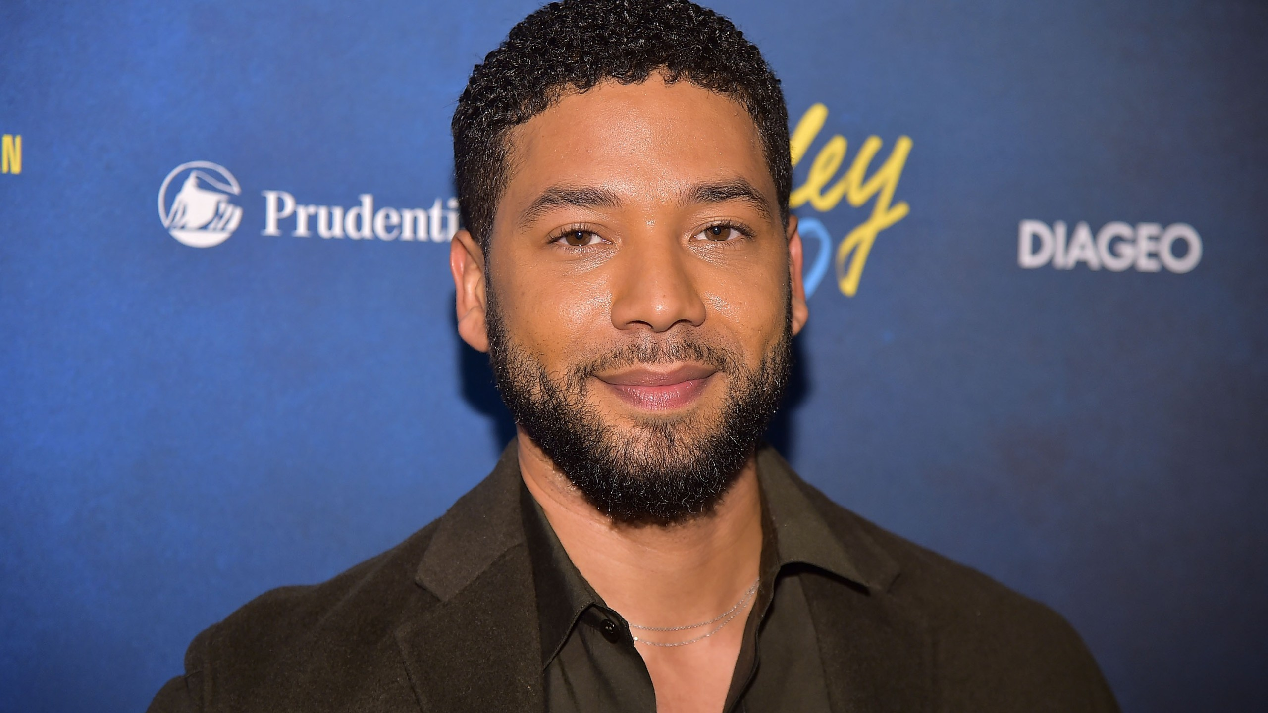Jussie Smollett attends the Alvin Ailey American Dance Theater's 60th Anniversary Opening Night Gala Benefit at New York City Center on November 28, 2018. (Credit:Theo Wargo/Getty Images)