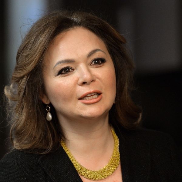 A picture taken on Nov. 8, 2016 shows Russian lawyer Natalia Veselnitskaya speaking during an interview in Moscow. (Credit: Yury Martyanov/AFP/Getty Images)