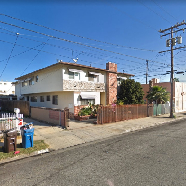 The 4000 block of West 130th Street in Hawthorne, as pictured in a Google Street View image in December of 2017.