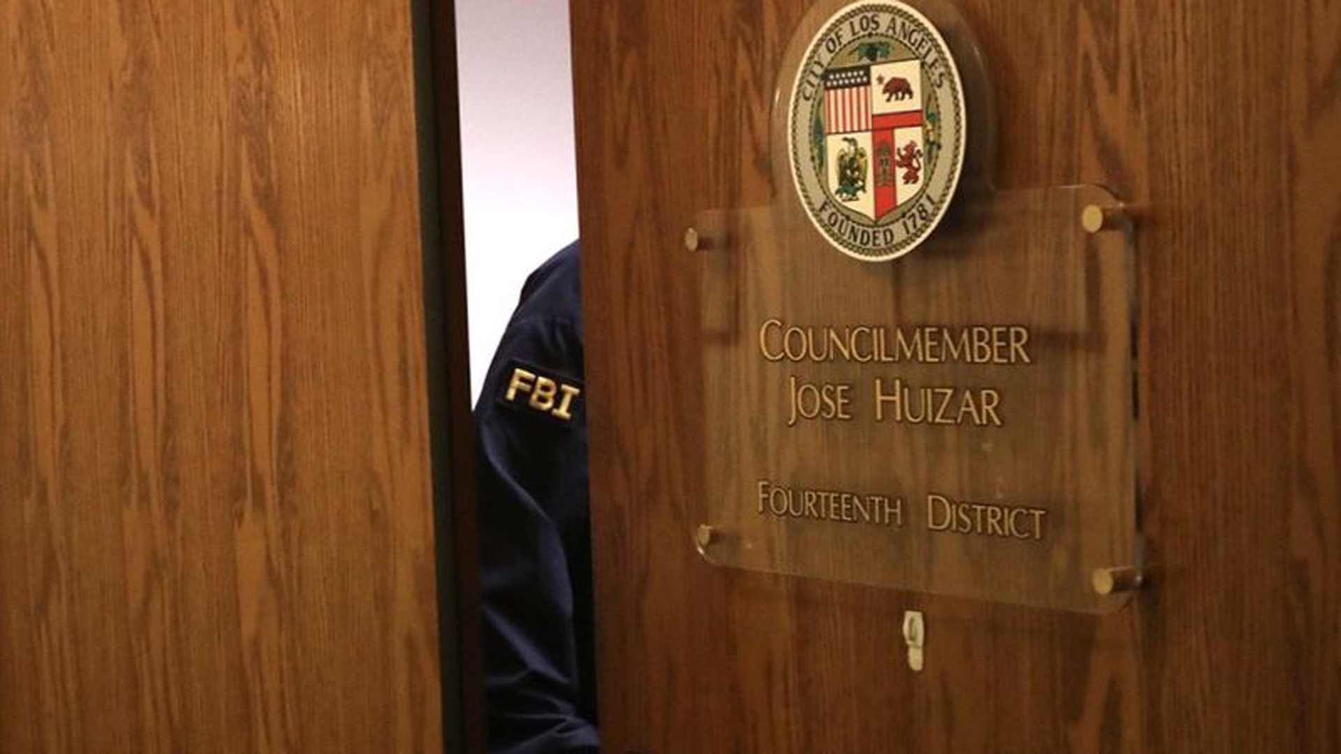 Two months after the FBI raid on the office and home of Los Angeles City Councilman Jose Huizar, new details have emerged about the probe. (Credit: Genaro Molina / Los Angeles Times)