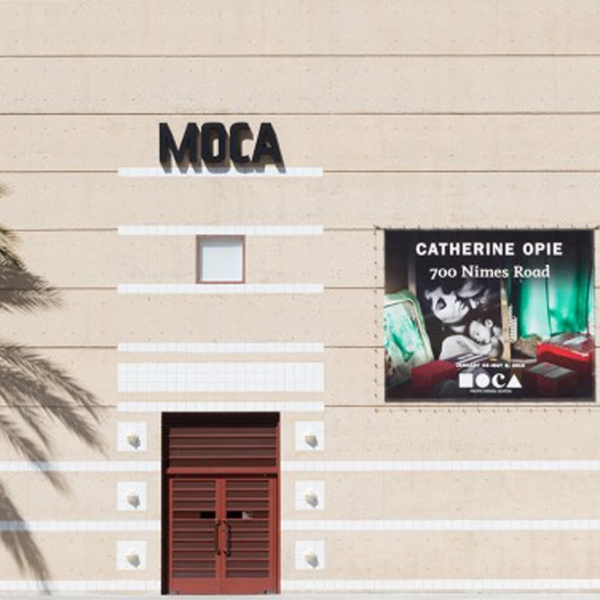 The MOCA Pacific Design Center is seen in an undated image posted to the museum's website. (Credit: Elon Schoenholz / The Museum of Contemporary Art, Los Angeles)