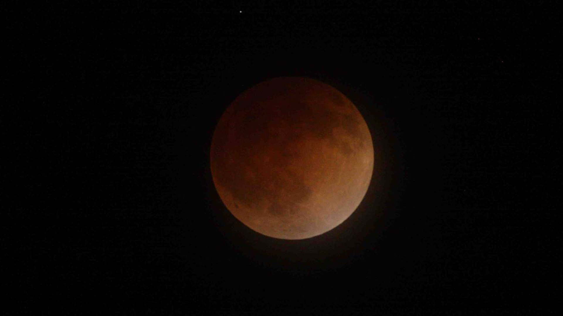 The United States was in a prime orbital position and time of day to view a lunar eclipse on April 15, 2014. (Credit: NASA Ames Research Center/Brian Day)