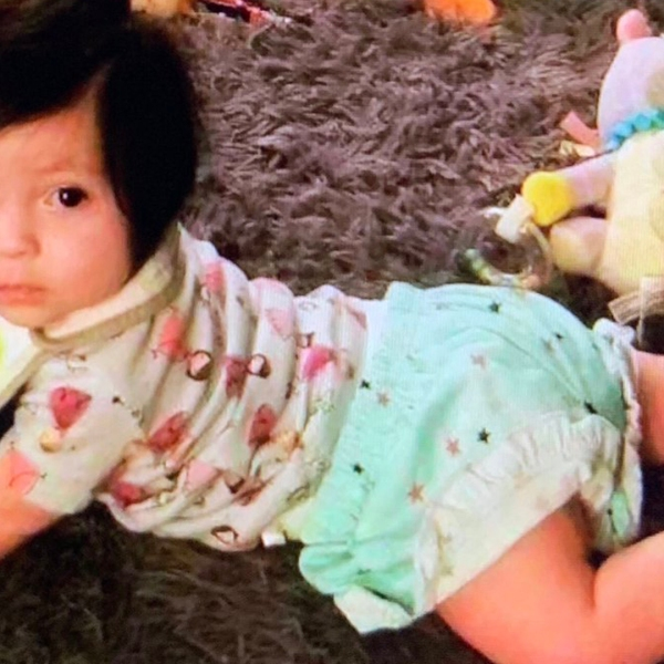 Ezlynn Ortega is seen in a photo released by Upland police on Feb. 27, 2019.
