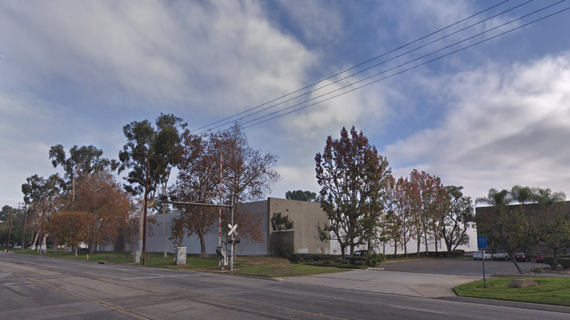 The 16200 block of Shoemaker Avenue in Cerritos is seen in a Google Maps Street View image from December 2017.