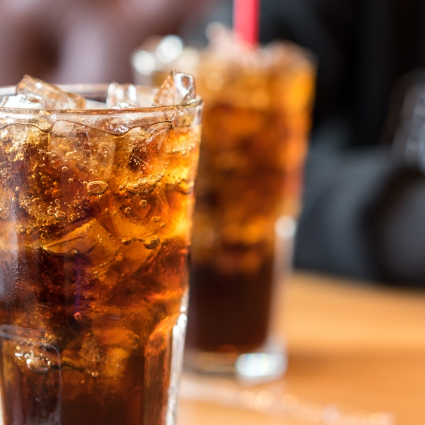 Soft drinks are seen in this file photo. (Credit: iStock / Getty Images Plus)