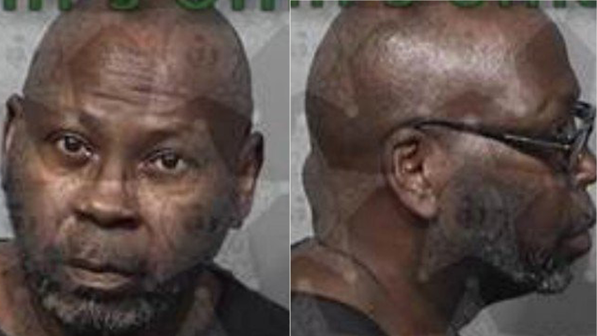 Willie Shorter Sr., 58, is seen in photos released by the Brevard County Sheriff's Office in Florida on Feb. 7, 2019.