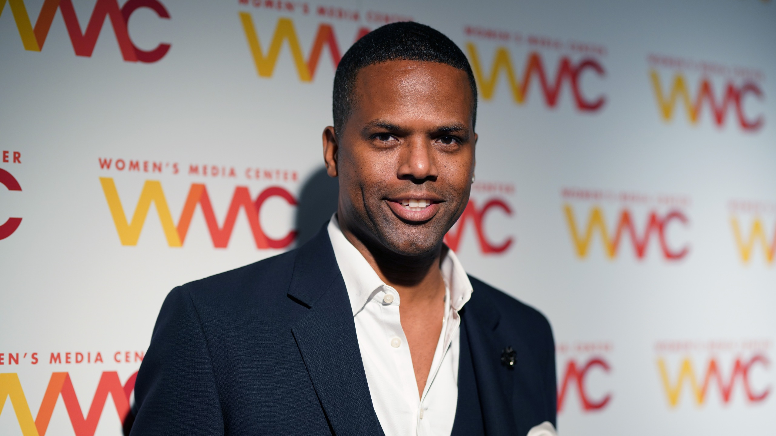 A.J. Calloway attends the 2018 Women's Media Awards at Capitale on Nov. 1, 2018 in New York City. (Credit: Jemal Countess/Getty Images for Women's Media Center)