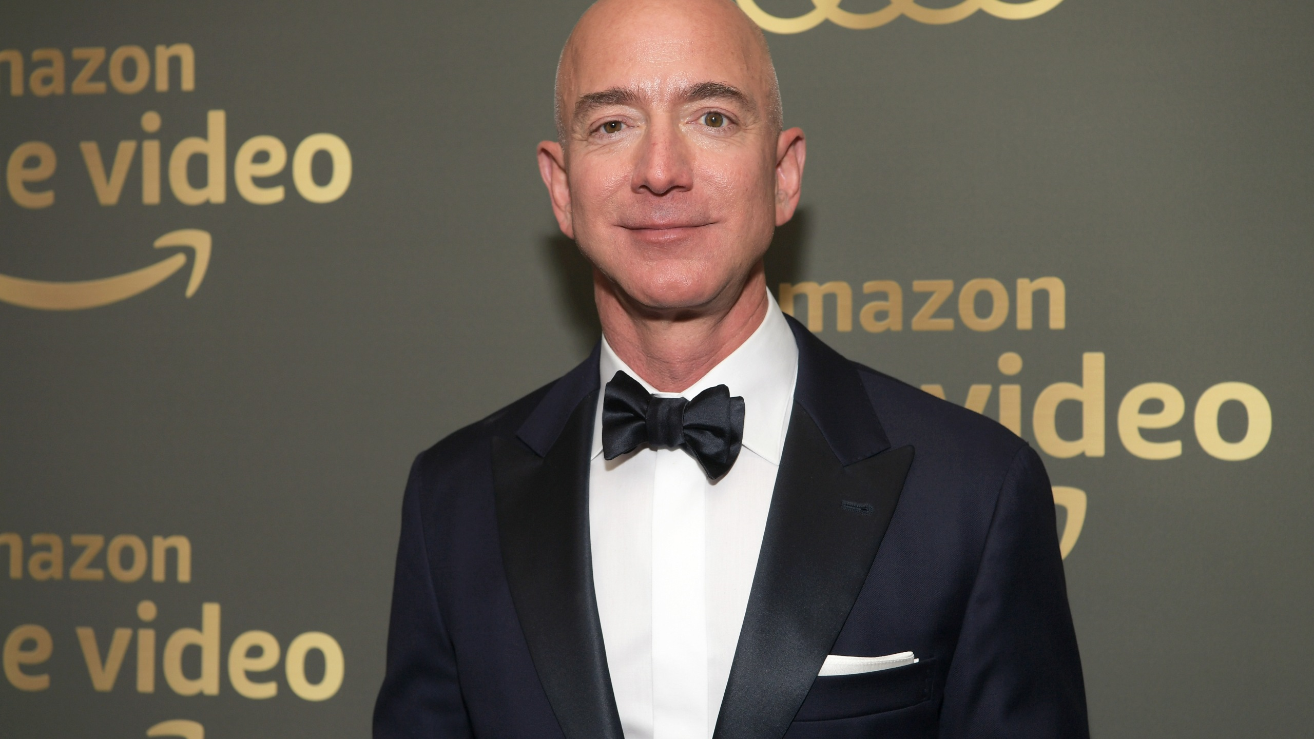 Amazon CEO Jeff Bezos attends the Amazon Prime Video's Golden Globe Awards After Party at The Beverly Hilton Hotel on Jan. 6, 2019, in Beverly Hills. (Credit: Emma McIntyre/Getty Images)
