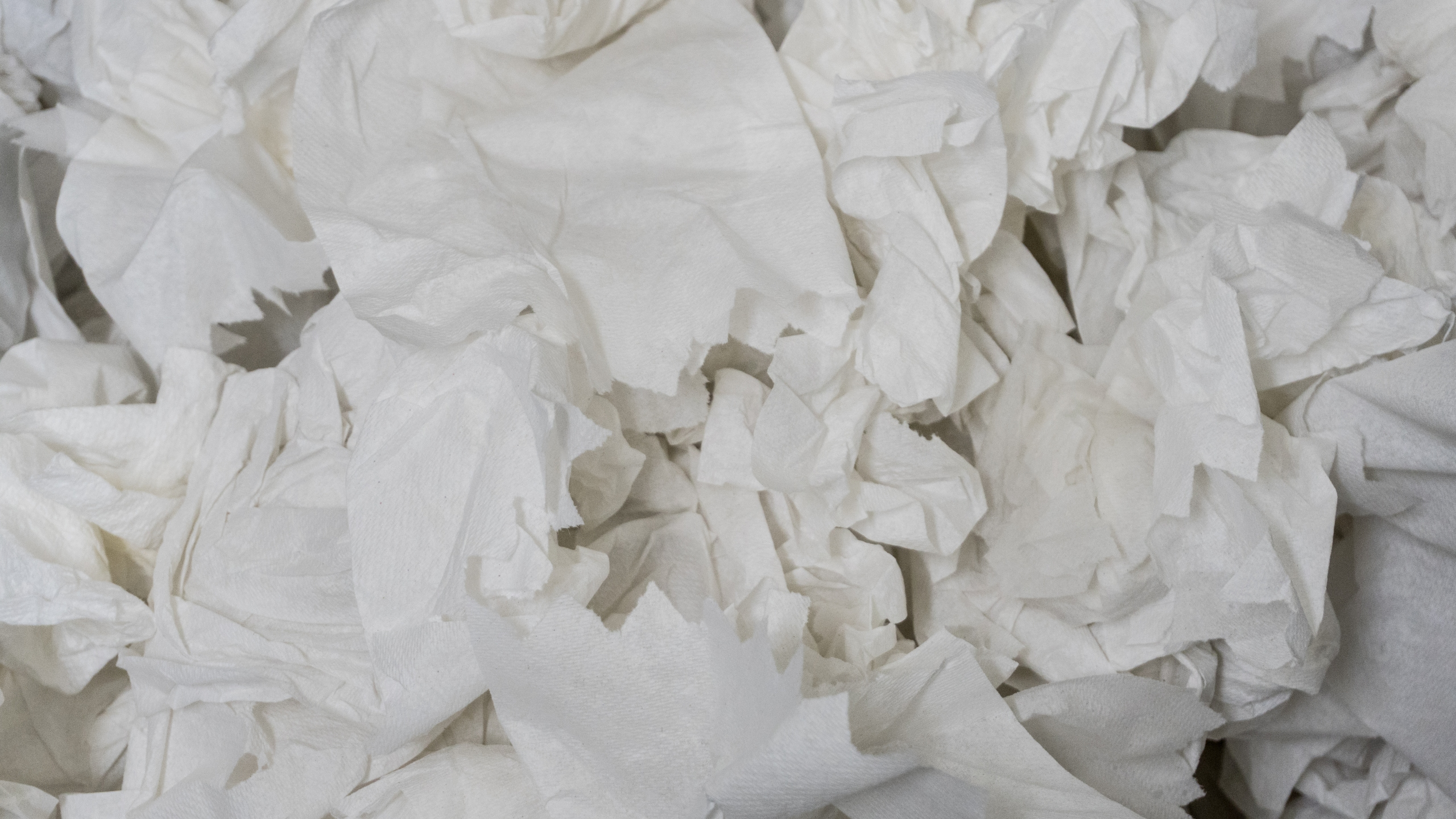 Tossed out napkins are seen in a file image. (Credit: iStock / Getty Images Plus)
