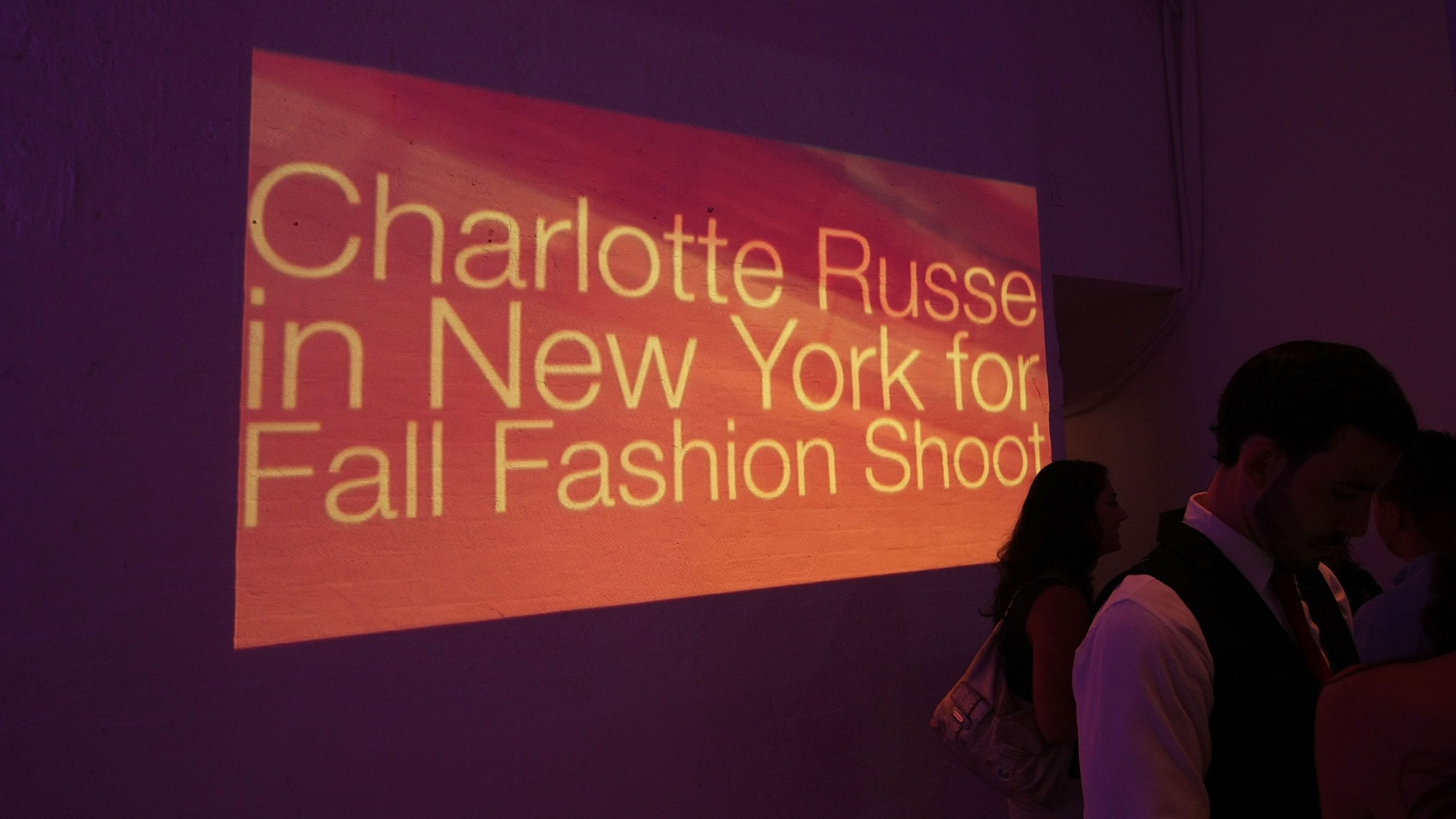 General view of atmosphere during the Charlotte Russe Fall 2009 launch event at Openhouse Gallery on July 15, 2009 in New York City. (Credit: Michael Loccisano/Getty Images for Charlotte Russe)