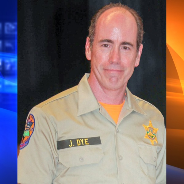 The Ventura County Sheriff's Office released this photo of Jeff Dye, the Search and Rescue Team member who was killed in a crash on the 5 Freeway on Saturday, Feb. 2, 2019.