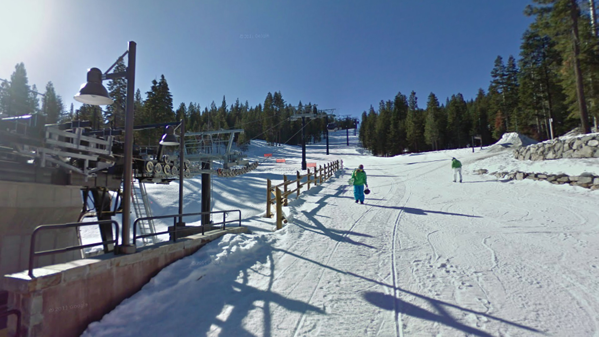 Northstar resort is seen in a photo from Google Maps.