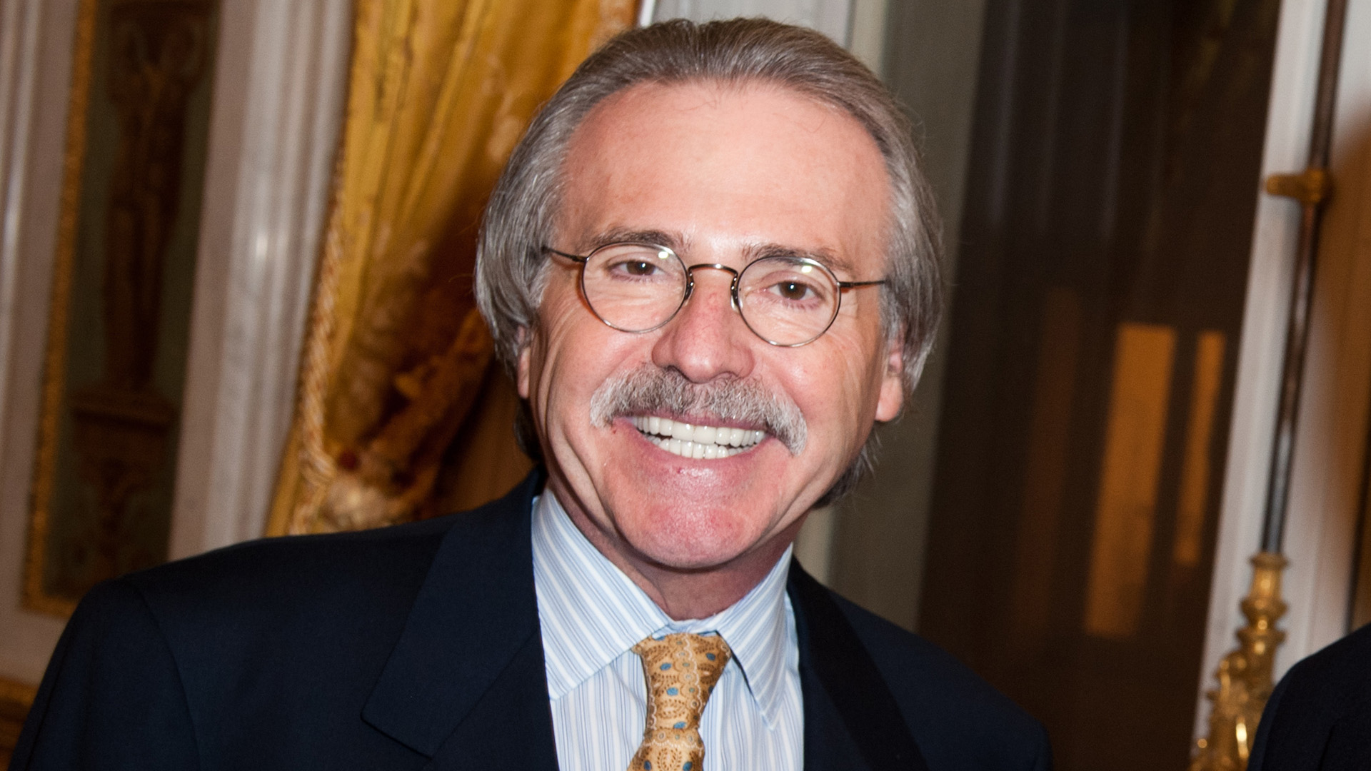 David Pecker, chairman and CEO of American Media, is seen attending the 'Shape France' Magazine cocktail launch at Hotel Talleyrand on January 19, 2012 in Paris, France. (Credit: Francois Durand/Getty Images)