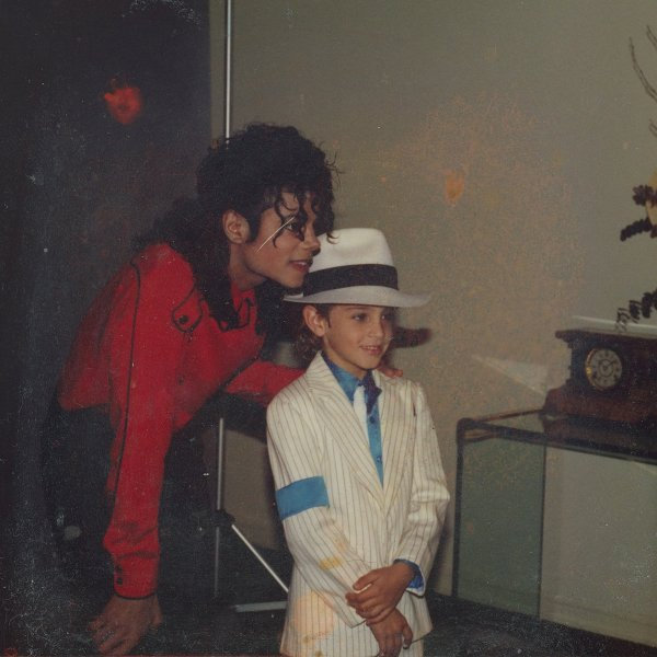 """""""Leaving Neverland"""" is about dreams turned to nightmares, featuring twin accounts of Michael Jackson's alleged sexual predation. (Credit: HBO via CNN)"""