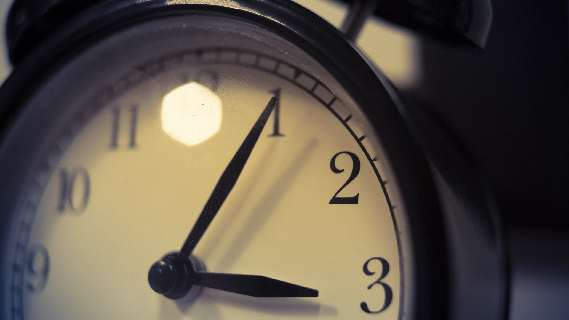 A clock is seen in a file photo. (Credit: iStock / Getty Images Plus)
