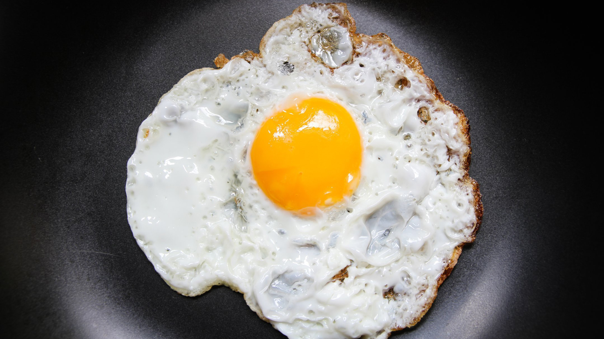 A file photo of an egg. (Credit: Shutterstock)